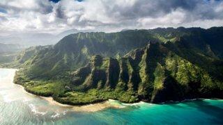 ハワイの風景(EC)